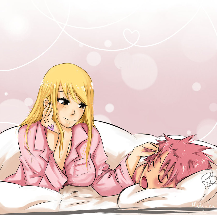 How to open a bathroom door - Nalu A Sweet Dream Oneshot By Minilatina On Deviantart