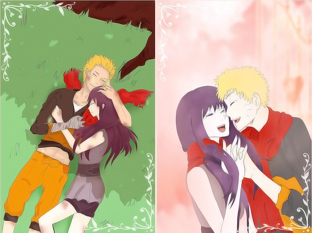 NarutoLoveFest: Forever Yours - NaruHina (REVISED) by