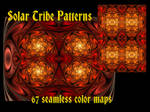 Solar Tribe patterns