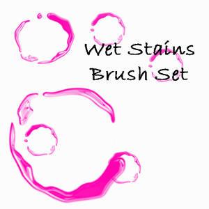 Wet Stain Brush Set