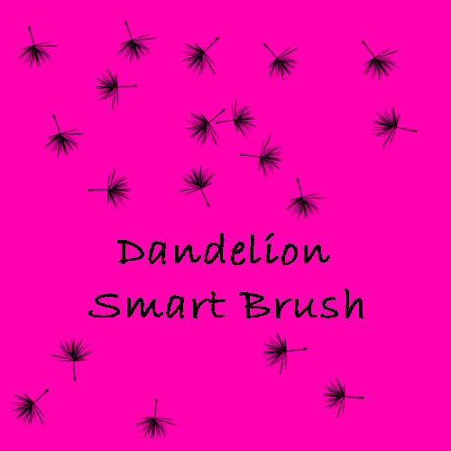 Dandelion Smart Brush by eMelody