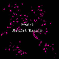 Heart Smart Brush by eMelody
