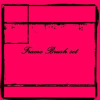 Frames Brush Set by eMelody