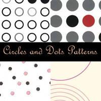Circle Photoshop Patterns by eMelody
