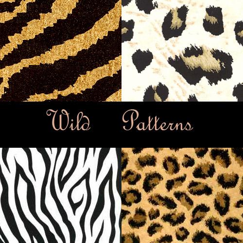 Wild Photoshop Patterns