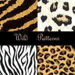 Wild Photoshop Patterns