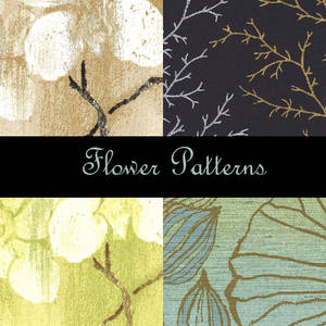Flower Photoshop Patterns
