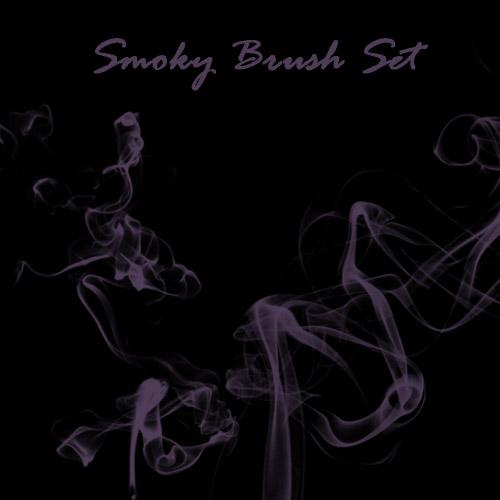 Another Smoke Brush Set