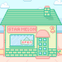 Welcome to the shop! by StarMelonShop