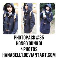 Photopack#35 Hong Young Gi