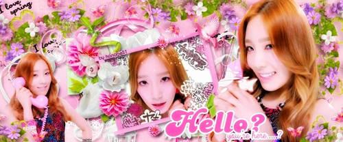 [Comeback] Taeyeon Gif