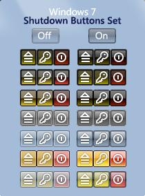 Shutdown Buttons Set by ronz