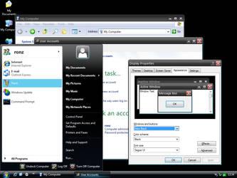 Vista Black for xp v1.3 by ronz