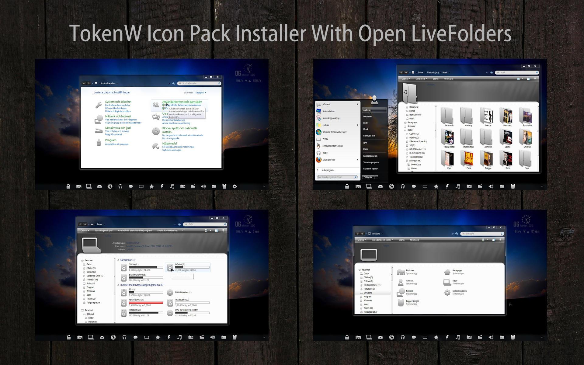 TokenW inst. OpenFolder 64 Top by Mr-Ragnarok