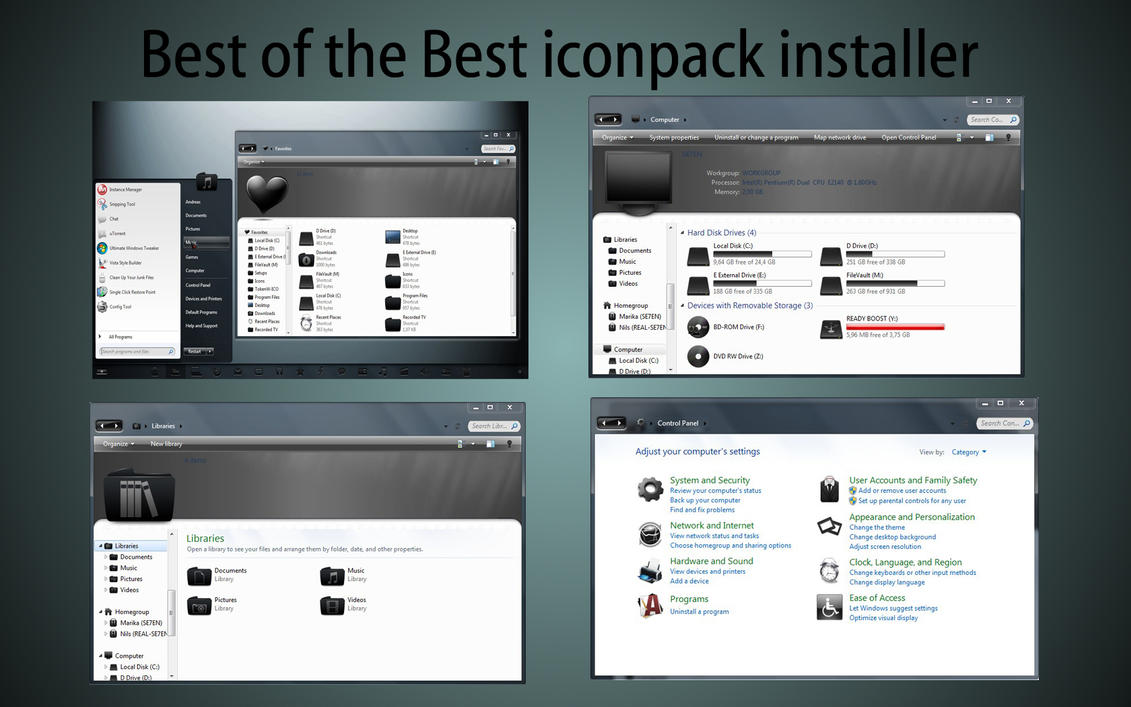 Best of the Best X86 Top inst. by Mr-Ragnarok
