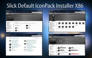 Slick iconPack Def Inst X86 by Mr-Ragnarok