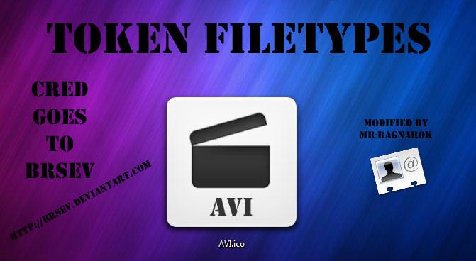 Token Filetypes by Mr-Ragnarok