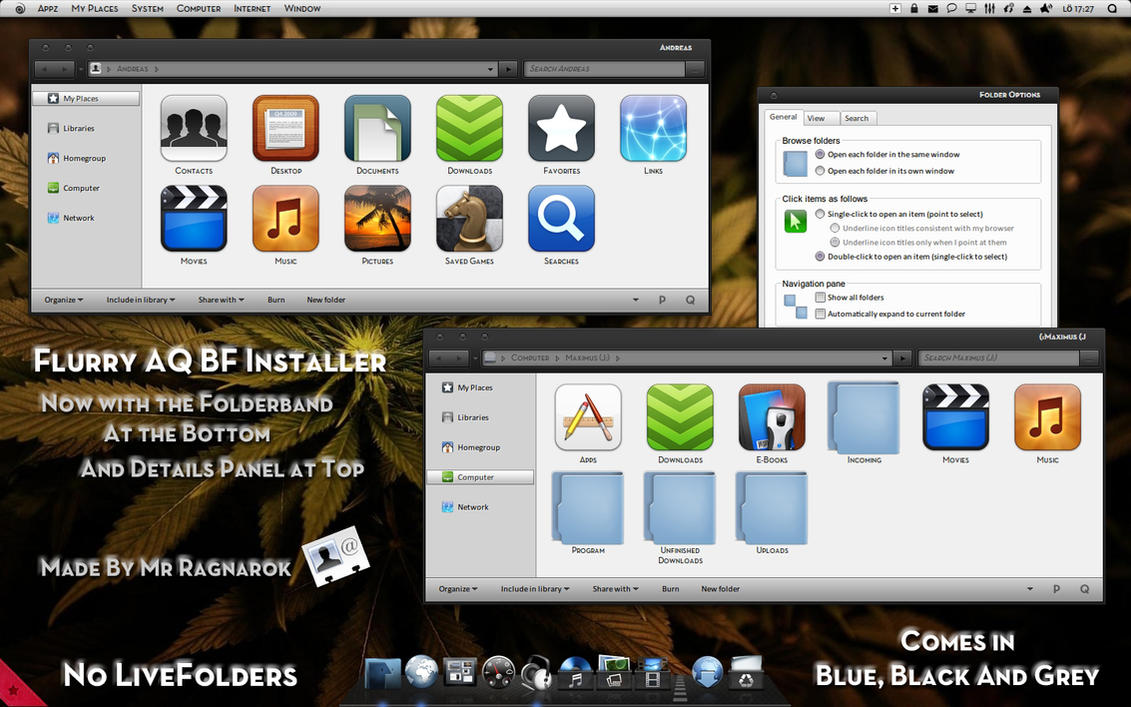 Flurry AQBF IconPack Installer by Mr-Ragnarok
