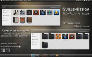GuillenDesign IconPack Inst. by Mr-Ragnarok