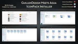 GuillenDesign meets Agua