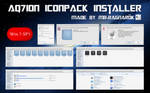 Aq7ion IconPack Installer by Mr-Ragnarok
