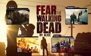 Fear The Walking Dead Folder Icon Pack