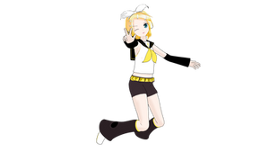 LAT Kagamine Rin - V2 Default