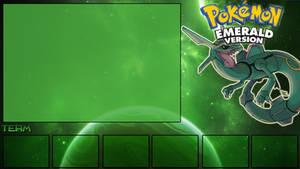 Pokemon Emerald Layout -By TurtlePlan