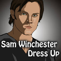 Dress Up - Sam Winchester by verkoka
