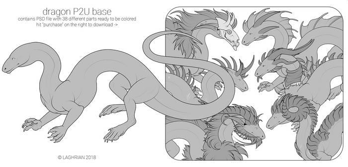 Dragon P2U Base