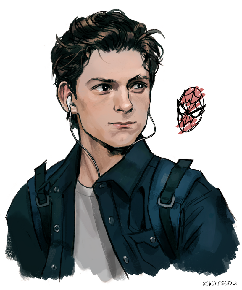 Psionic Web || Peter Parker x Male!Reader I by InsomniKing