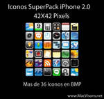Iconos SuperPack iPhone 2.0