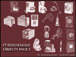 Household Objects Pack 1