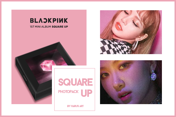 PHOTOPACK] SQUARE UP by LuunaHaruna on DeviantArt