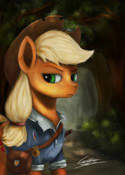 Hunter Apple Jack