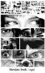 bluretina brush:eyes