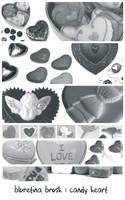 bluretina brush:candy heart by bluretina-stock