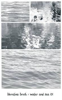 bluretina brush:water n sea 01