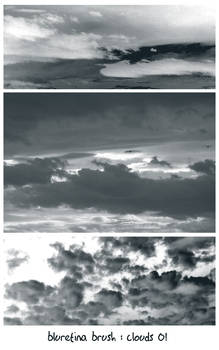 bluretina brush:clouds n sky 1