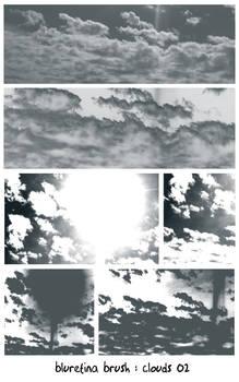 bluretina brush:clouds n sky 2