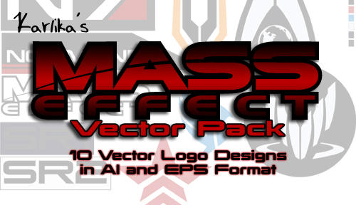 Mass Effect Vector Pack by Karlika