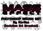 Mass Effect Photoshop Brushes