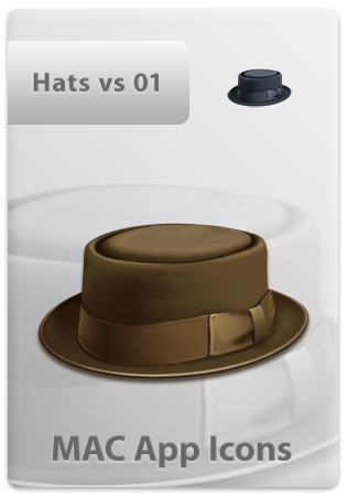 Hat Icon by LoafNinja