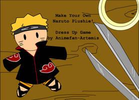 Make Your Own Naruto Plushie by AnimeFan-Artemis