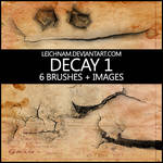 Decay Brushes