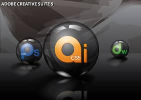 Adobe CS5 ICONS by semaca2005