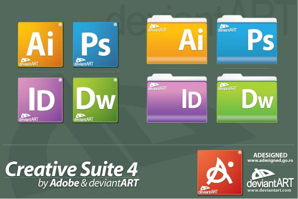 CS4 deviantART edition Icon Pk
