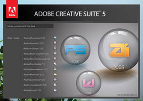 Adobe Creative Suit 5 - Icons by semaca2005