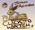 Jolteon Animation