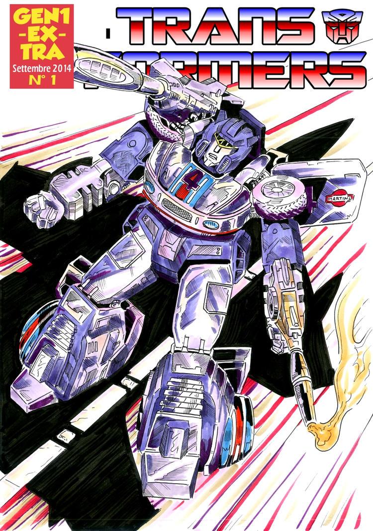 I Transformer - G1 Extra - PDF - Il segreto e' nel by M3Gr1ml0ck